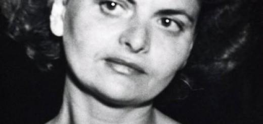 La scrittrice Elsa Morante