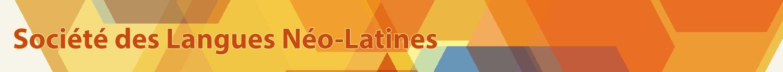 Société des Langues Néo-Latines